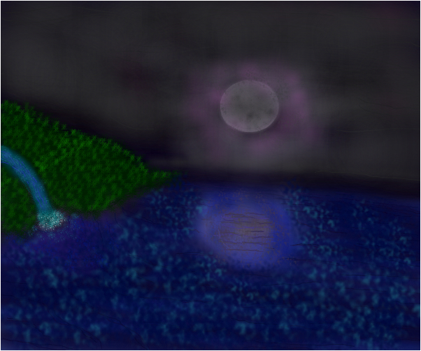 Moonlit Envy
