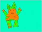 fat king (first cartoon)