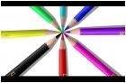 Sharp Color pencils ..