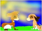 fox and the hound dog