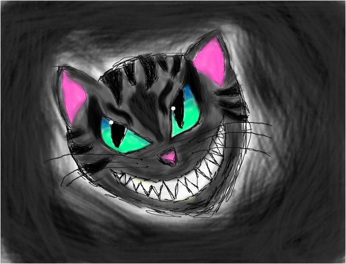 Bad Cheshire Cat