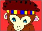 bettter afro monkey