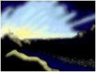 light defeating darkness