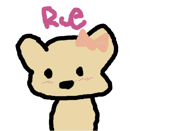 Rue the bear