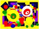 square and circles