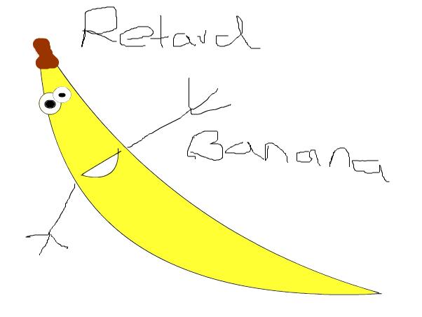 retrad banana