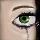 tears speak louder than words
