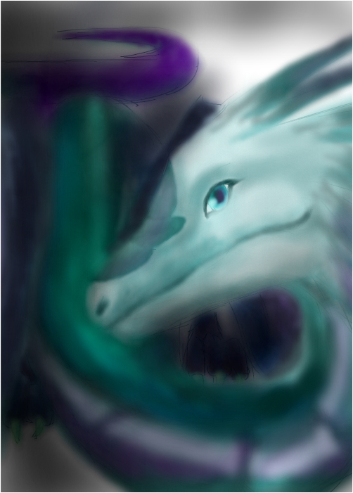 Beautiful Dragoness