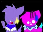 Kiya and Candy