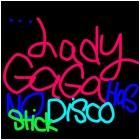 ... Lady GaGa Has NO Disco Stick