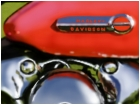 Red Harley-Davidson Rev2