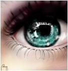 eye again