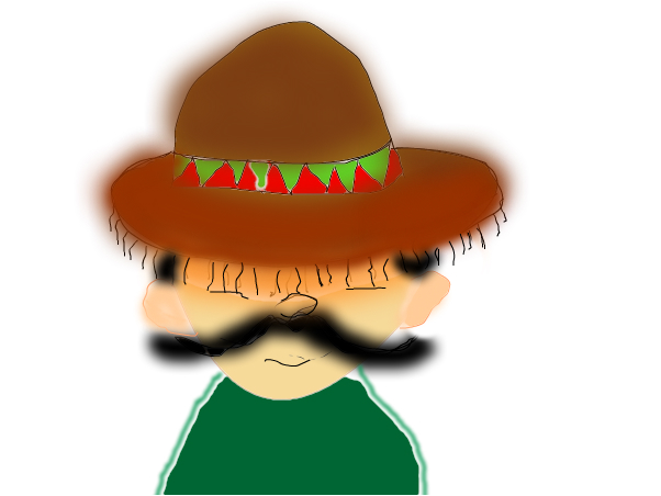 mexican :P