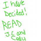 I have decided!!!!!