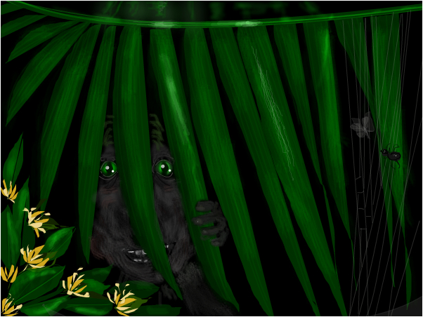 WHAT LURKS BENEATH THE GREEN?