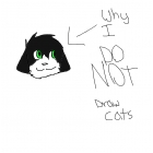 Why I DO NOT Draw Cats