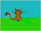 Scruffy the cat