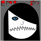 death emo girl