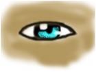 naked anime eye.