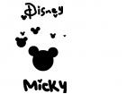 micky disney