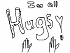 im all hugs