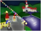Star Festival in Mario Galaxy