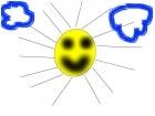 Smile like the sunshine