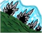 godzilla's spines