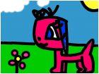 the pink pupie
