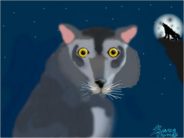 Wolfs of the night~