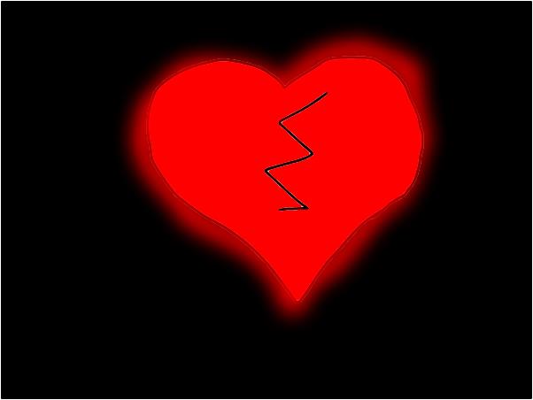 heart brocken