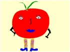 TORN FACE TOMATO