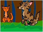 brambleclaw and squirrelflight