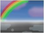 a rainbow for misty