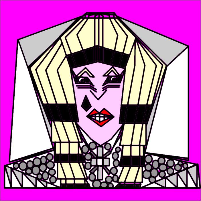 Lady Gaga Judas Bride