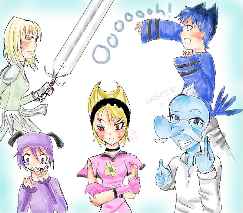 A few fav. characters