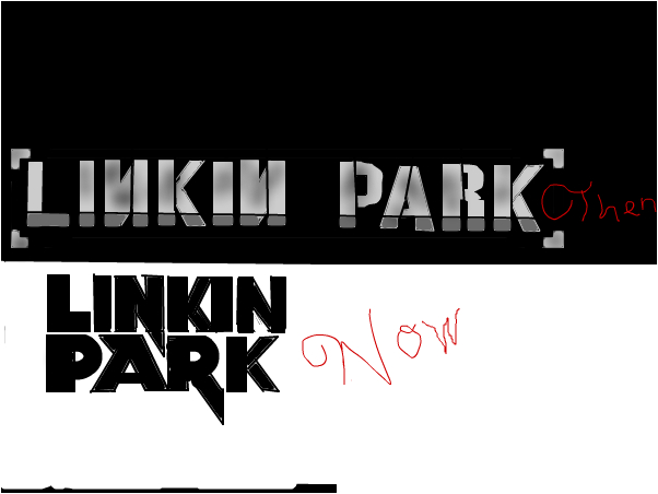 LINKIN PARK then and now