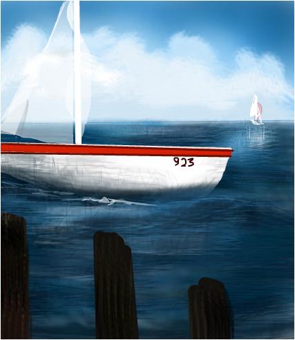 Sailing...take me away!