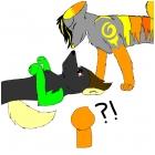 emo wolfs request