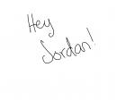 hey jordan!