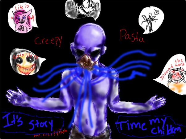 Mr.CreepyPasta FanArt
