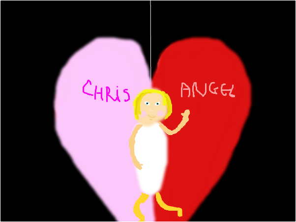 CHRIS ANGEL