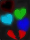 5 hearts.