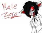 Zero as a boy
