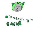 Dinosaurs go RAWR