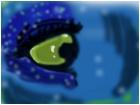 Eye of a monster