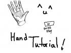 Hand Tutorial!