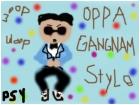 OPPA GANGNAM STYLE :D