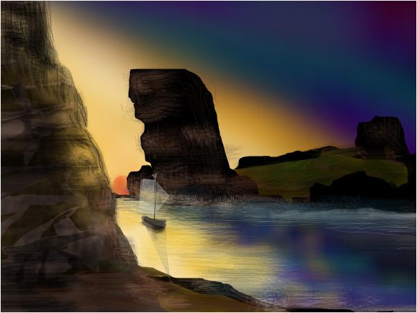 'Cliffs Of Insanity'