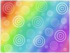 Rainbow Raindrops